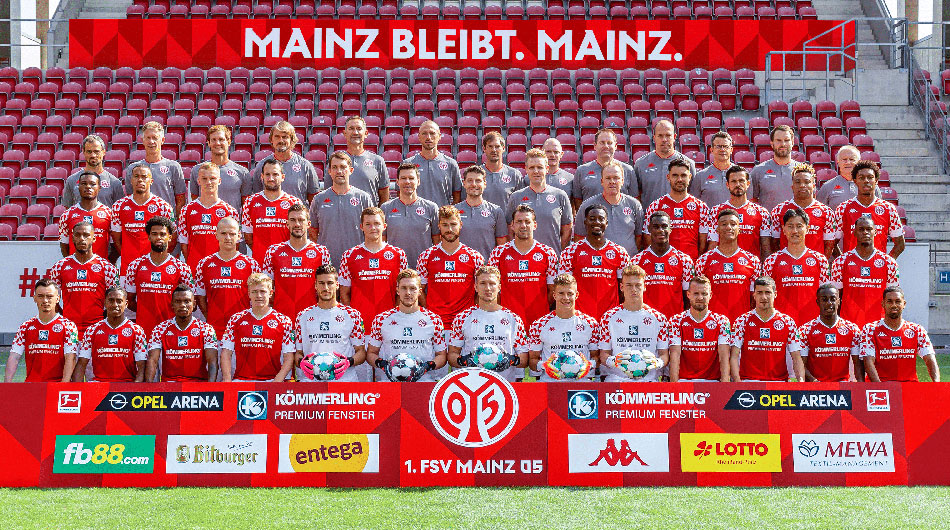 Lot de jucatori FSV Mainz 05