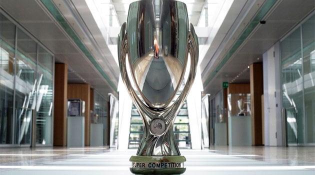 Trofeu Supercupa Europei