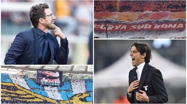 AS Roma - Lazio, Derby della Capitale