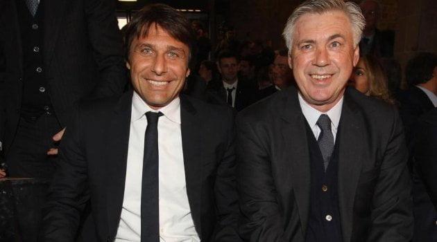Antonio Conte, Carlo Ancelotti