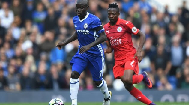 Chelsea - Leicester City (15 octombrie 2016)