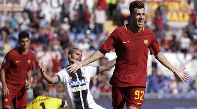Stephan El Shaarawy, AS Roma