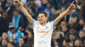 Florian Thauvin a înscris în meciul Marseille - Bordeaux 1-0