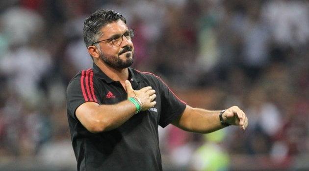 Gennaro Gattuso, noul antrenor al lui AC Milan