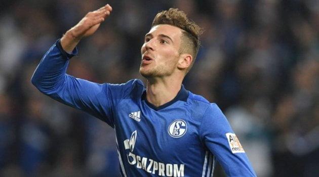 Leon Goretzka, Schalke 04