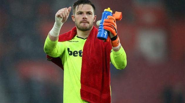 Jack Butland (Stoke City)