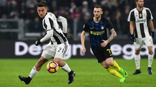 Juventus - Inter Milan 1-0 (Serie A, 5 februarie 2017)
