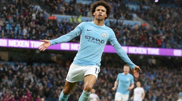 Leroy Sane (Manchester City)