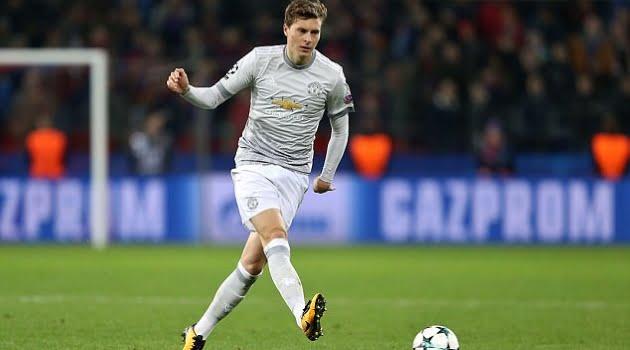 Victor Lindelof, Manchester United