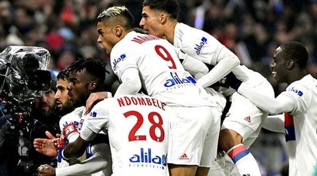 Lyon - PSG 2-1