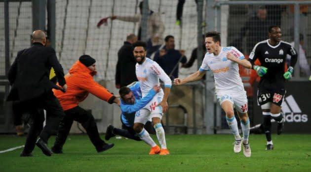 Marseille - Nantes 1-1