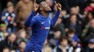 Michy Batshuayi va fi împrumutat de Chelsea la Dortmund