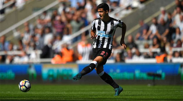 Mikel Merino, Newcastle United