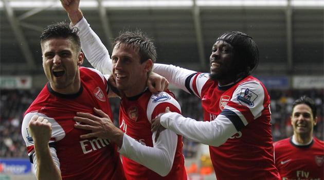 Nacho Monreal, Arsenal