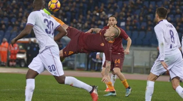 Radja Nainggolan, AS Roma