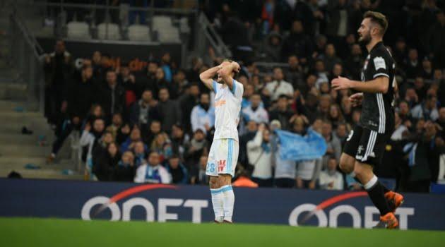 Marseille - Lyon 2-3