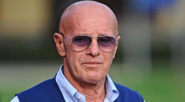 Arrigo Sacchi, fostul antrenor al lui AC Milan