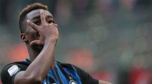 Yann Karamoh a marcat în meciul Inter - Bologna 2-1