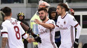 AS Roma - AC Milan 0-2