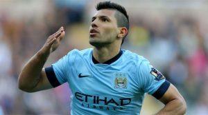 Kun Aguero, Manchester City