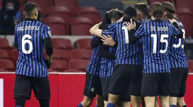 Atalanta s-a calificat în optimile Champions League după 1-0 la Amsterdam cu Ajax