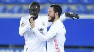 Gol și pasă de gol pentru Eden Hazard în meciul Alaves - Real Madrid 1-4 (23 ianuarie 2021)
