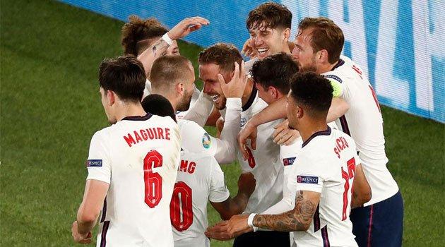 Anglia ajunge în semifinalele EURO 2020 fără gol primit