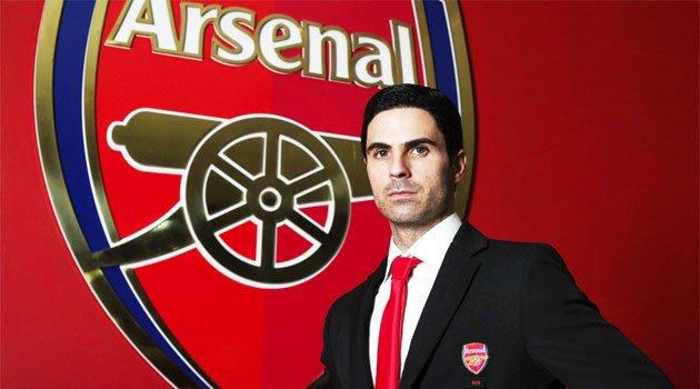 Mikel Arteta, manager Arsenal