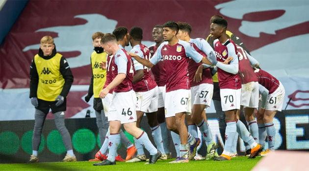 Echipa improvizată a lui Aston Villa a marcat un gol în poarta lui Liverpool în meciul de FA Cup