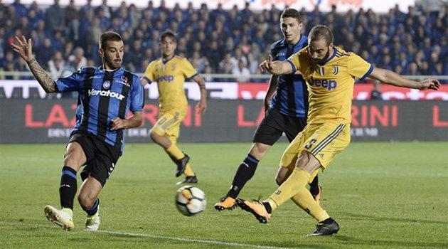 Atalanta - Juventus 2-2 (Serie A, 1 octombrie 2017)