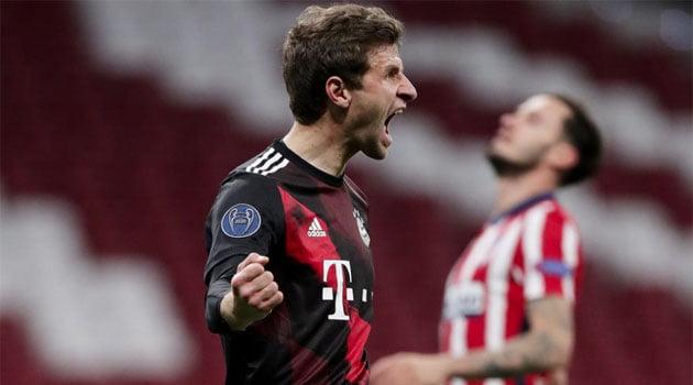 Atletico Madrid - Bayern Munche 1-1, grupele Champions League 2020-2021