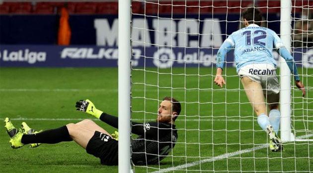 Atletico Madrid - Celta Vigo 2-2 (8 februarie 2021)