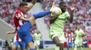 Duel aprig în Atletico Madrid și Athletic Bilbao