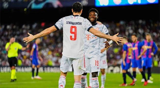 Bayern a câștigat cu 3-0 meciul cu Barcelona pe Camp Nou în prima etapă a grupelor Champions League 2021-2022