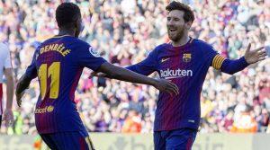 Barcelona - Bilbao 2-0, 19 martie 2018