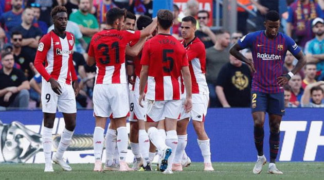 Barcelona - Athletic Bilbao 1-1, 29 septembrie 2018