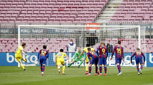 Cadiz a scos o remiză cu Barcelona pe Camp Nou, scor 1-1
