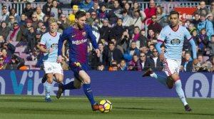 Barcelona - Celta Vigo 2-2