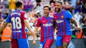 Barcelona a câștigat cu 2-1 meciul cu Getafe de pe Camp Nou
