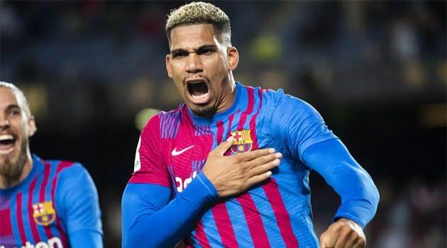 Araujo, gol pentru Barcelona în meciul cu Granada