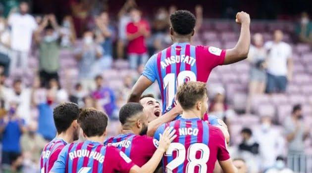 Revenire cu gol pentru Ansu Fati în meciul Barcelona - Levante 3-0