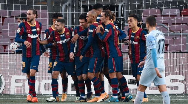 Barcelona - Valencia 2-2