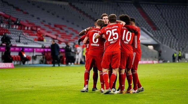 Bayern - Mainz 5-2, 3 ianuarie 2021
