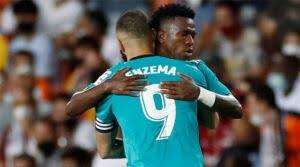 Benzema și Vinicius, reperele atacului lui Real Madrid în startul sezonului 2021-2022