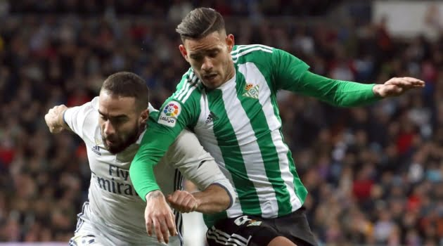 Real Madrid - Betis 0-1