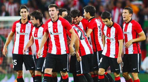 Athletic Bilbao - Barcelona 4-0, Supercupa Spaniei 2015