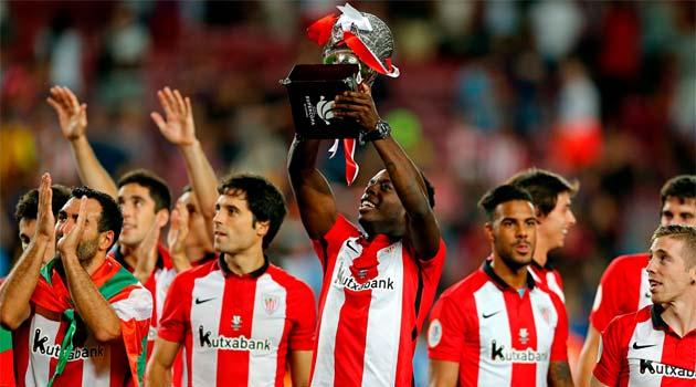 Athletic Bilbao a castigat Supercupa Spaniei 2015