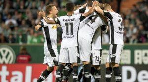 Werder Bremen - Borussia Monchengladbach 0-2