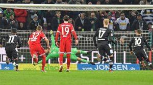 Moenchengladbach - Bayern Munchen 2-1