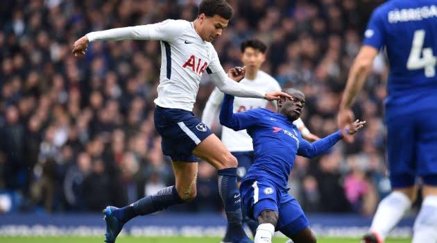 Chelsea - Tottenham 1-3